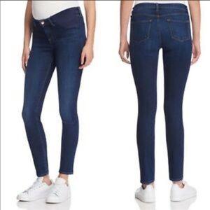 J Brand Mama J Maternity Jeans Fleeting Size 28